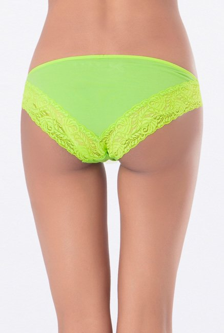PrettySecrets Multicolor Bikini Panties (Pack of 5)