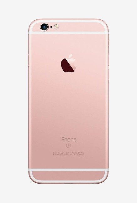 Buy Iphone 6s 32gb Rose Gold Online At Best Price In India At Tata
