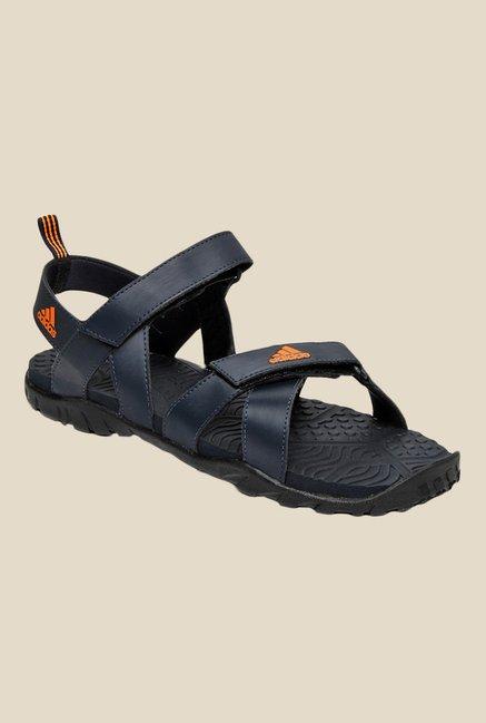 8a63c9343468e Buy Adidas Alsek Navy Floater Sandals For Men Online At Tata CLiQ
