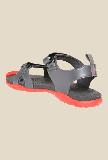 67aeecb38ee9 Buy Adidas Escape 2.0 Grey Floater Sandals For Men Online At Tata CLiQ