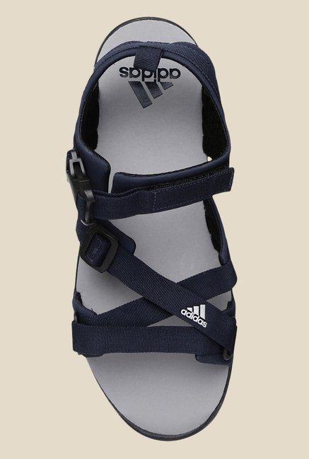 5f168676ffda Buy Adidas Gladi M Navy Floater Sandals For Men Online At Tata CLiQ