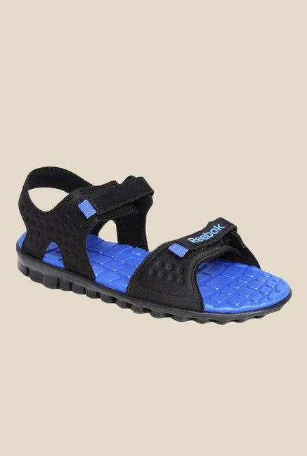 f6eca84a776 Buy Reebok Ultra Flex 1.5 Black Floater Sandals For Men Online At ...