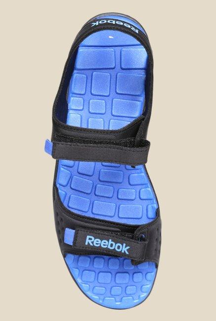 3fa03cb69d5d Buy Reebok Ultra Flex 1.5 Black Floater Sandals For Men Online At ...