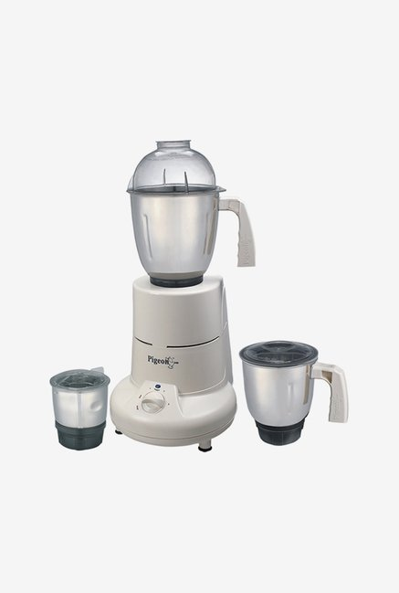 Pigeon Special LX 750 W Mixer Grinder (Off White)