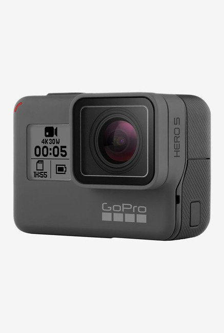 GoPro Hero 5 12 MP Sports and Action Camera  Black