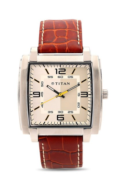 Titan NF1586SL01C Analog Watch for Men