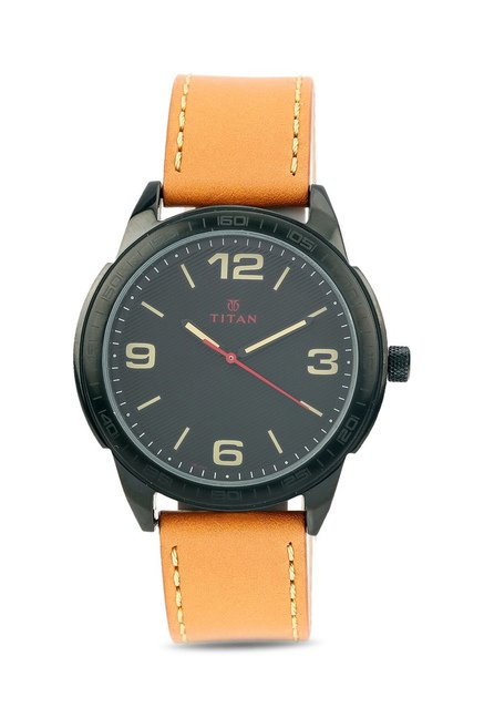 Titan NH1585NL02C Analog Watch for Men