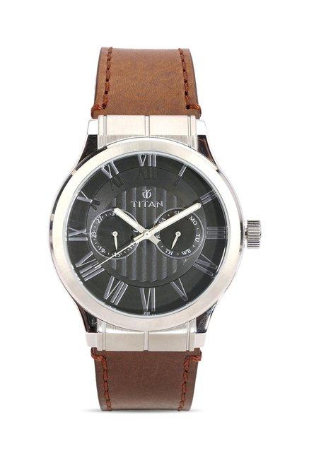 Titan 90051SL01J Analog Watch for Men