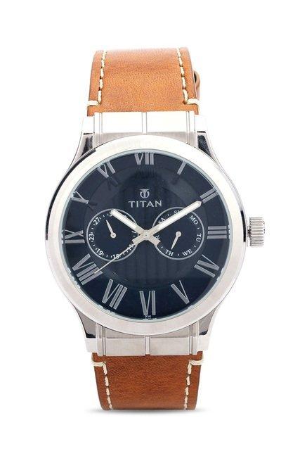 Titan 90051SL02J Analog Watch for Men