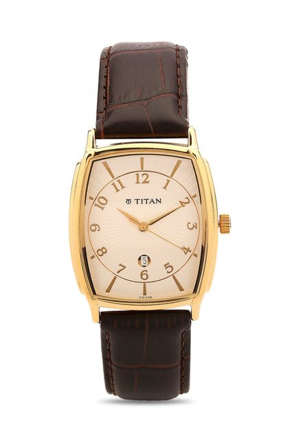 Titan NH1486YL05 Classique Analog Watch for Men