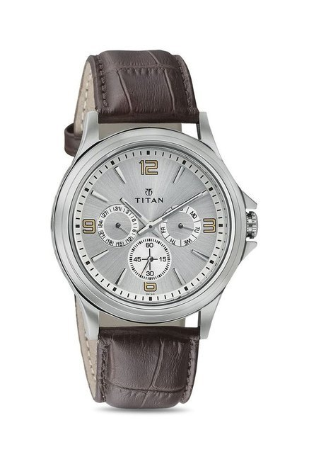 Titan 1698SL01 Classique Neo Analog Watch for Men