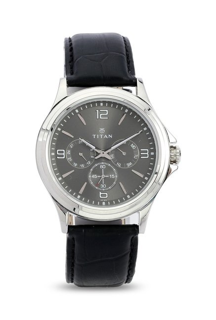 Titan 1698SL02 Classique Neo Analog Watch for Men