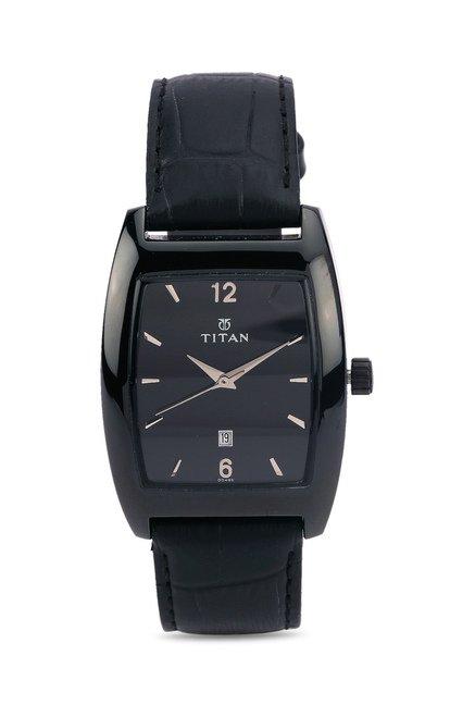 Titan 9171NL02 Classique Analog Watch for Men
