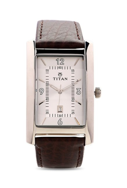 Titan NF9280SL01A Classique Analog Watch for Men