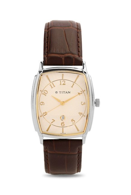 Titan NH1486SL01 Classique Analog Watch for Men