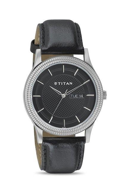 Titan 1650SL01 Karishma Ottoman Analog Watch for Men