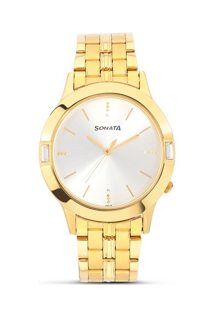 Sonata 7111YM01 Analog Watch (7111YM01)