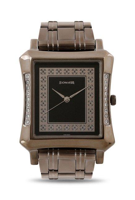 Sonata 7106TM01 Diwali Analog Watch for Men