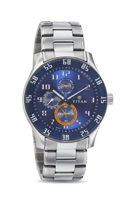 Titan 1632SM03 Octane Analog Watch for Men