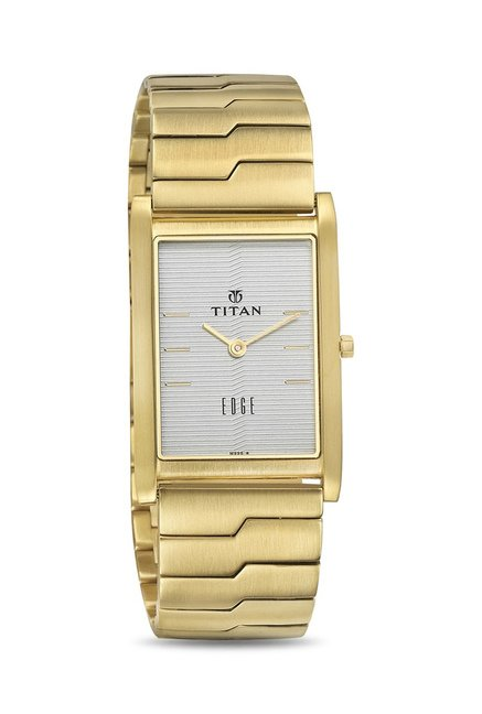 Titan NH1043YM01 Edge Analog Watch for Men