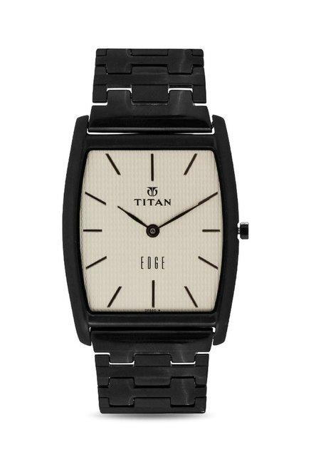 Titan NH1044NM02 Edge Analog Watch for Men