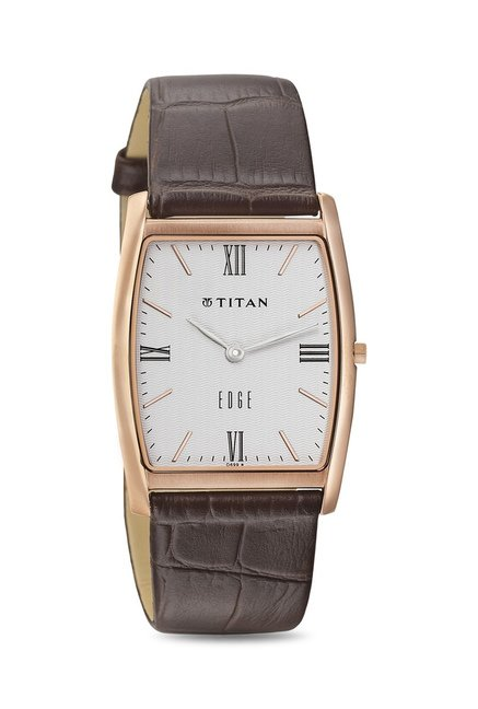 Titan NH1044WL01 Edge Analog Watch for Men