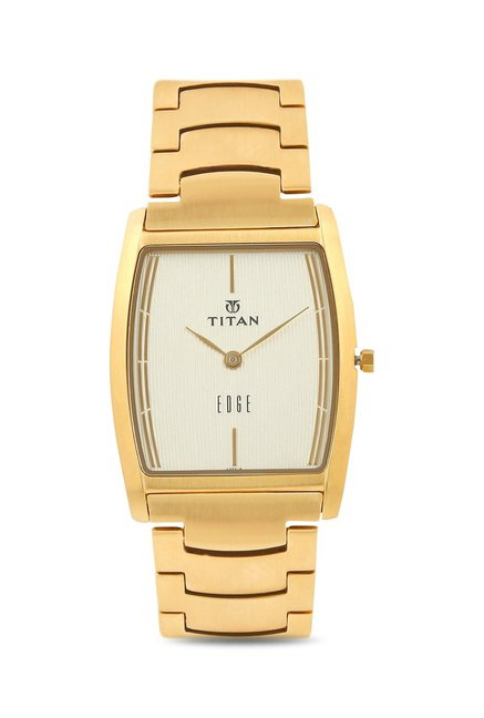 Titan NH1044YM02 Edge Analog Watch for Men