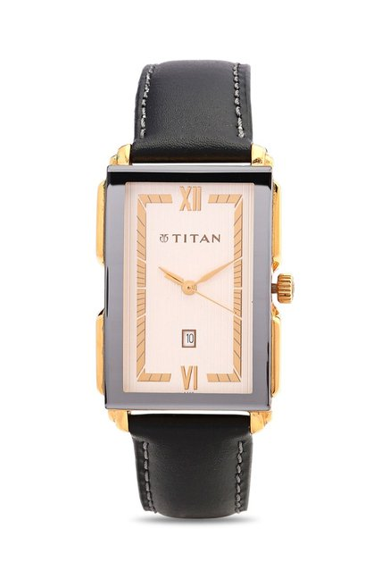 Titan NH1485YL01 Classique Analog Watch for Men