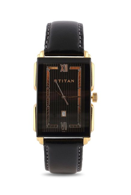 Titan NH1485YL02 Classique Analog Watch for Men