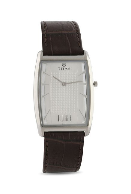 Titan NH1575SL01 Analog Display Quartz Brown Men's Watch (NH1575SL01)
