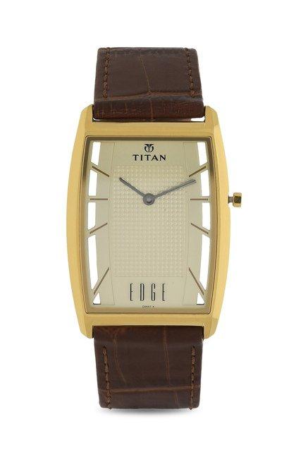 Titan Analogue Multi Colour Dial Men's Watch, 1575YL01