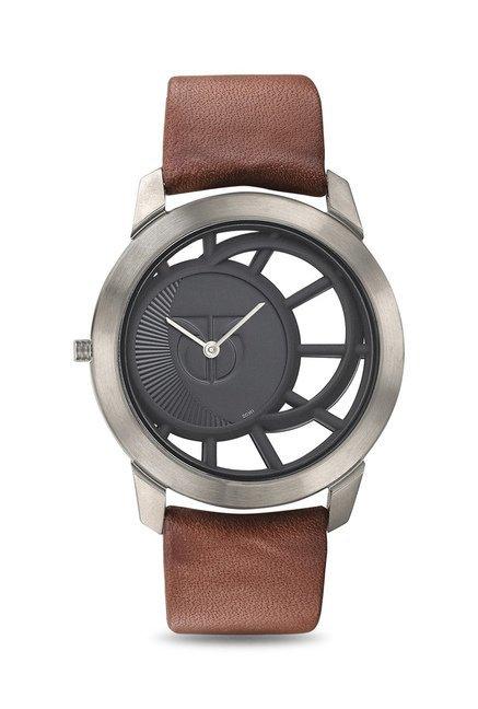 Titan NH1576TL01 Edge Analog Watch for Men