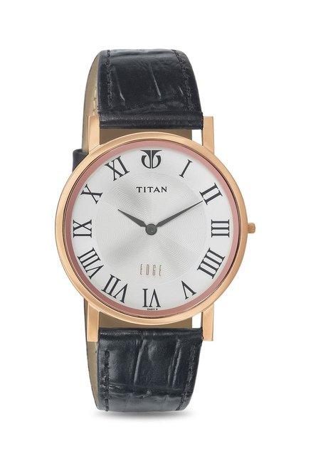 Titan NH1595WL01 Edge Analog Watch for Men