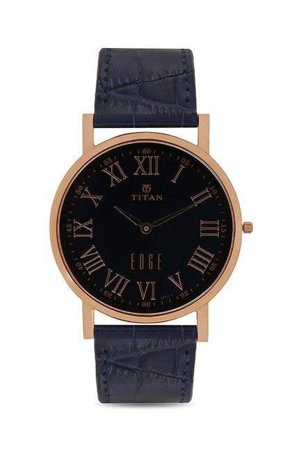 Titan NH1595WL02 Edge Analog Watch for Men
