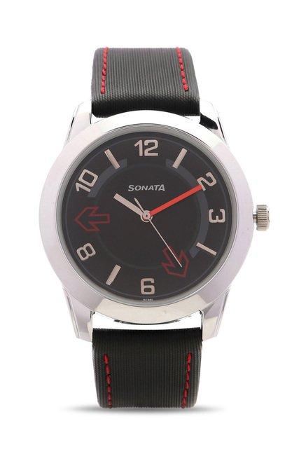 Sonata 7924SL04 Yuva Analog Watch for Men