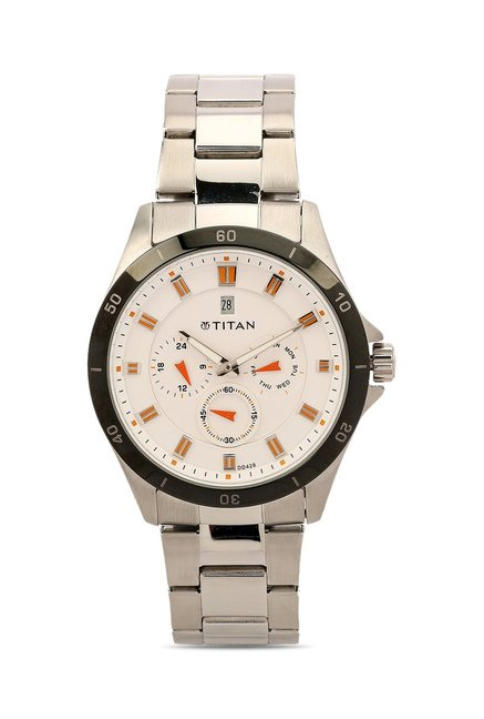 Titan Octane 1623KM02 Analog Watch (1623KM02)