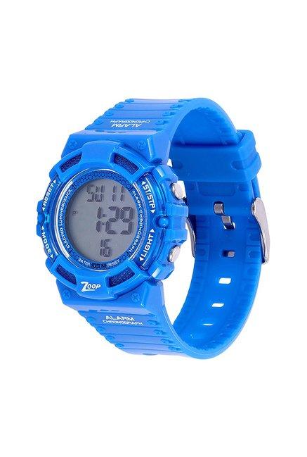 88a6f2455 Buy Zoop NEC4040PP03J Digital Unisex Watches Online At Tata CLiQ