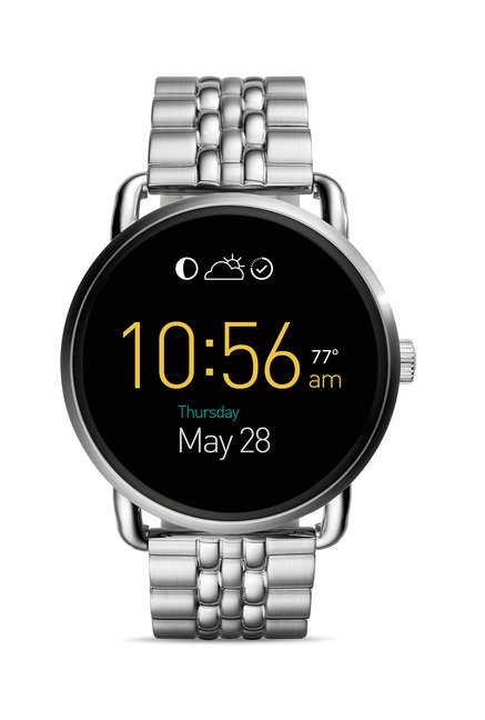 Fossil FTW2111 Q Wander Smart Watch for Women
