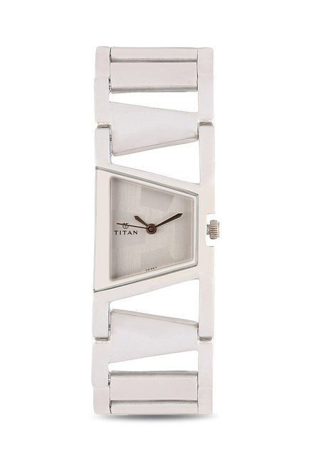 Titan NH2486SM01 Analog Watch for Women