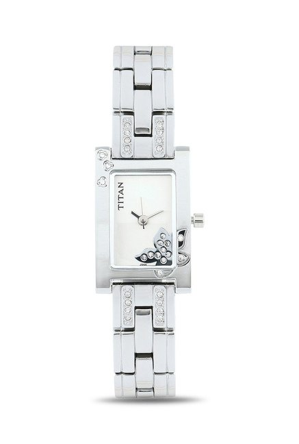 Titan NH9716SM01J Analog Watch for Women