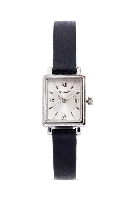 Sonata 8080SL01 SFAL Analog Watch for Women