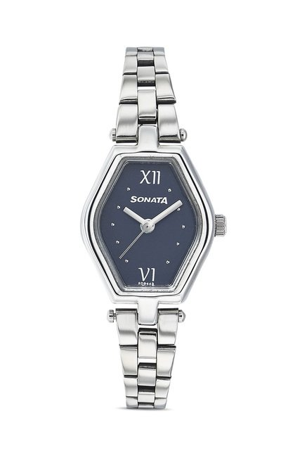 Sonata 8082SM01 SFAL Analog Watch for Women