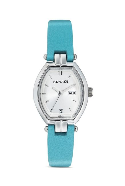 Sonata 8083SL02 SFAL Analog Watch for Women