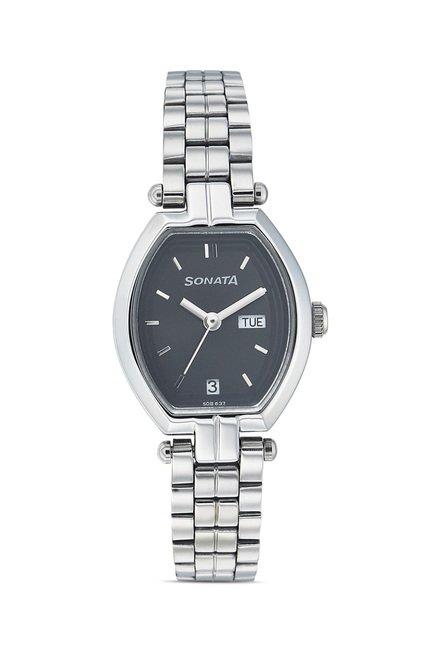 Sonata 8083SM02 SFAL Analog Watch for Women