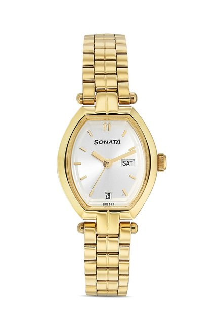 Sonata 8083YM02 SFAL Analog Watch for Women