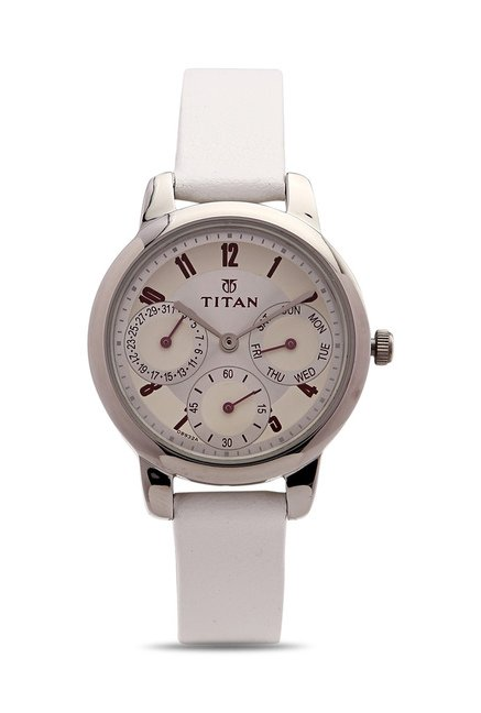 Titan NF2481SL03 Analog Watch for Women