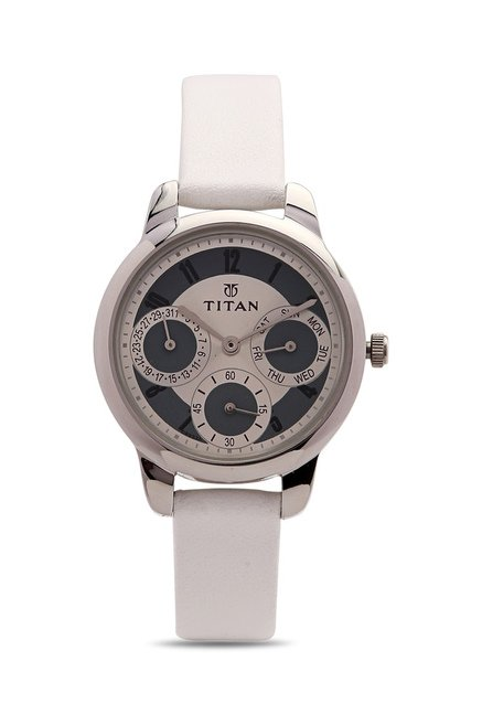 Titan NF2481SL04 Analog Watch for Women
