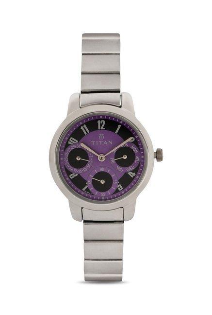 Titan NF2481SM01 Analog Watch for Women