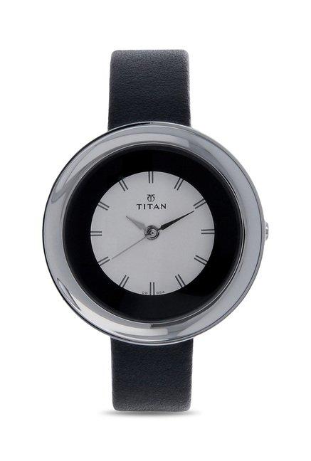 Titan NF2482SL02 Analog Watch for Women