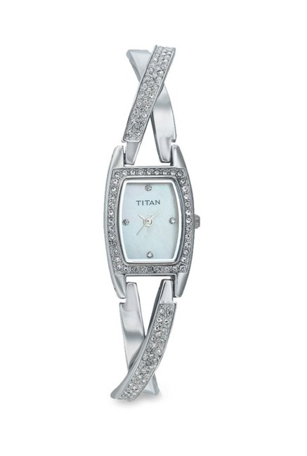 Titan NF9851SM01J Analog Watch for Women